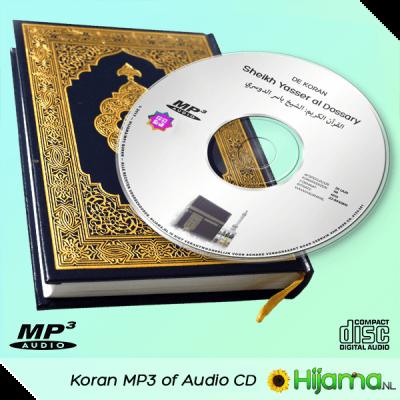 MP3 Koran CD Audio voor Auto Webshop Kopen