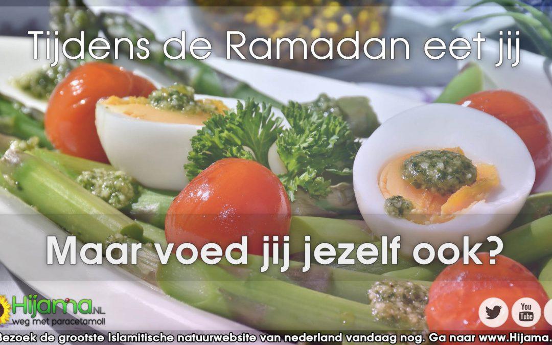 Afvallen tijdens de Ramadan? Het Ramadandieet: afvallen én een gezonde levensstijl!