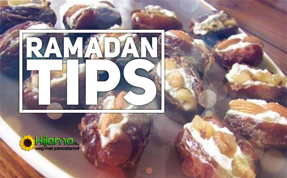 Wat te vermijden tijdens de Ramadan? 💖🆘