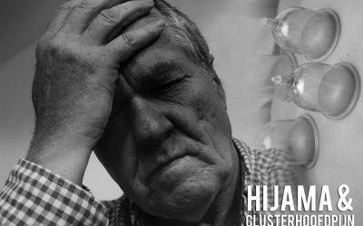 Hijama Cupping bij clusterhoofdpijn en migraine