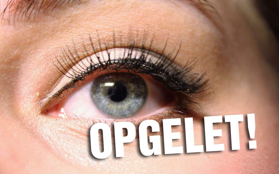 Valse Kohl Ithmid lood en loodvergiftiging eyeliner voor ogen