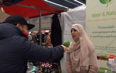Salaheddine in gesprek met Hijama.nl over de Kohl: Mascara voor mannen?