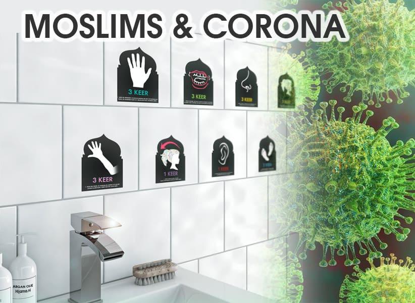 Praktiserende moslims beter bestand en weerbaarder tegen Coronavirus dan gemiddelde niet-moslims