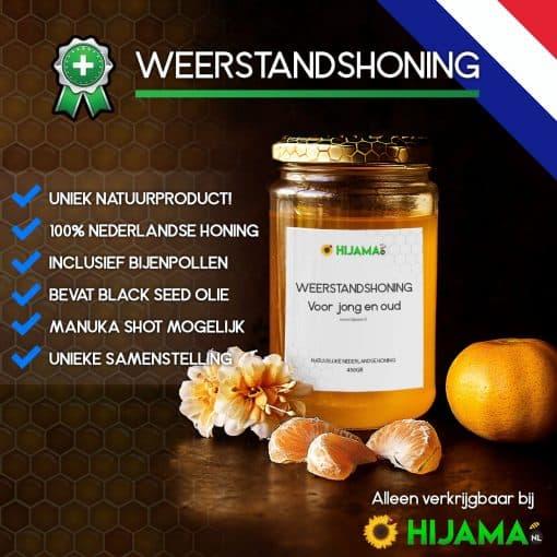 Honing Hijama.nl Weerstandshoning Natuurlijk en Biologisch Honey Virussen Corona