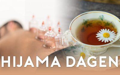 Hijama Sunnah en Witte Dagen April (Ramadan) 2021