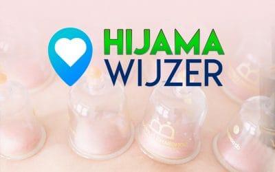 Lancering HijamaWijzer.eu, dé Hijama Wijzer voor professionele Hijama en Cupping praktijken.